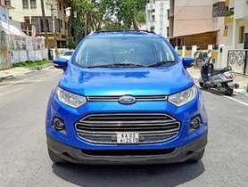 Used Ford EcoSport 1.5 DV5 MT Titanium Optional 2014 for sale