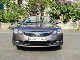 Honda Civic 2010-2013 1.8 V MT Sunroof for sale