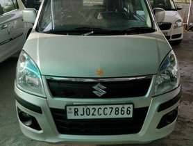 Used Maruti Suzuki Wagon R AMT VXI Option 2015 for sale