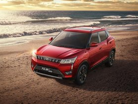 Mahindra XUV300 AMT All Set To Launch Very Soon