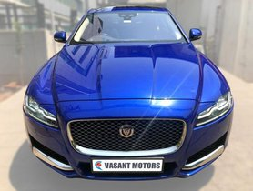 Used Jaguar XF Diesel 2017 for sale