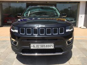 Jeep Compass 1.4 Limited for sale