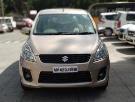 Used Maruti Suzuki Ertiga VXI CNG 2014 for sale
