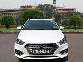 2018 Hyundai Verna for sale