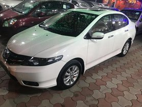 Honda City 1.5 V AT Sunroof 2012 for sale