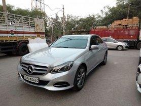 Mercedes Benz E Class E 200 2014 for sale
