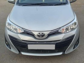Used Toyota Yaris car 2018 for sale at low price