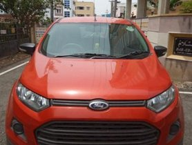 Used Ford EcoSport 1.5 TDCi Ambiente 2015 for sale