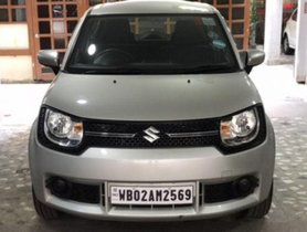 Used Maruti Suzuki Ignis 1.2 Delta 2019 for sale