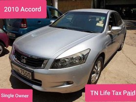 Honda Accord 2.4 Elegance M/T for sale
