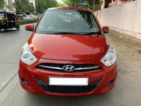 Hyundai Grand i10 1.2 Kappa Sportz Option AT 2011 for sale