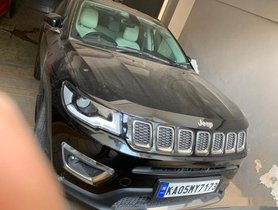 Jeep Compass 2.0 Limited Option 2018 for sale