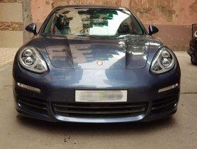 Porsche Panamera Diesel for sale