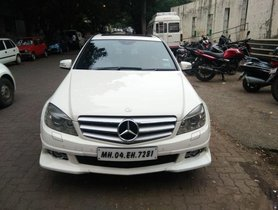 Used Mercedes Benz C Class C 200 CGI Elegance 2010 for sale