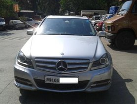Used Mercedes Benz C Class C 220 CDI Avantgarde 2013 for sale
