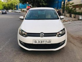 Volkswagen Polo IPL II 1.2 Petrol Highline 2013 for sale