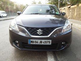 Used Maruti Suzuki Baleno Zeta 2017 for sale