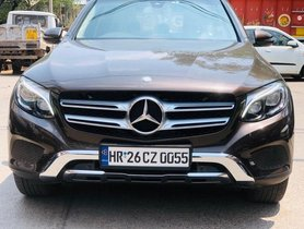 Used Mercedes Benz GLC car at low price