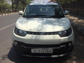Used Mahindra KUV100 D75 K8 2016 for sale