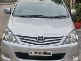 Toyota Innova 2.5 G4 8 STR, 2010, Diesel for sale