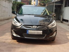Used Hyundai Verna Transform SX VGT CRDi AT 2014 for sale
