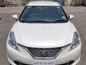 Maruti Suzuki Baleno Zeta 2017 for sale
