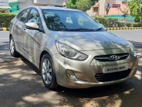 Hyundai Verna 1.6 SX VTVT for sale