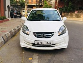 Used Honda Amaze E i-Vtech 2015 for sale
