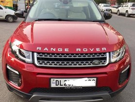 Land Rover Range Rover Evoque 2017 for sale
