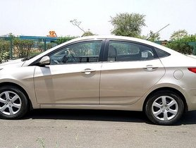 2013 Hyundai Verna for sale at low price