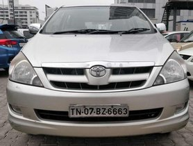 Used Toyota Innova 2004-2011 car at low price