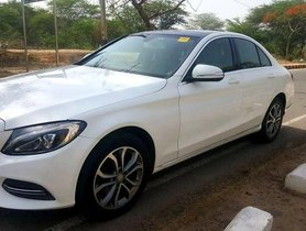 Mercedes Benz C Class 2015 for sale