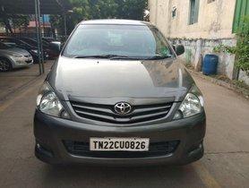 Used Toyota Innova 2.5 GX 7 STR 2012 for sale