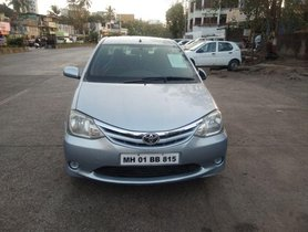 2011 Toyota Platinum Etios for sale