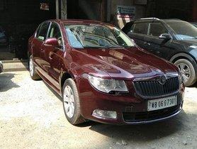 Used Skoda Superb 2009-2014 car at low price