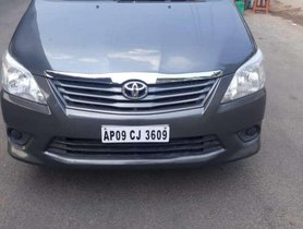 2012 Toyota Innova for sale at low price