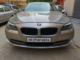 Used BMW 5 Series 520d Luxury Line 2013 for sale