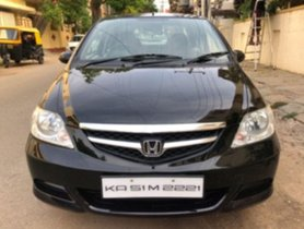 Used Honda City ZX car at low price