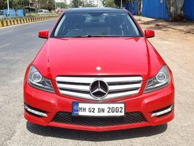 Used Mercedes Benz C Class C 220 CDI Avantgarde 2014 for sale
