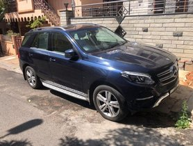 Used 2017 Mercedes Benz GLE for sale