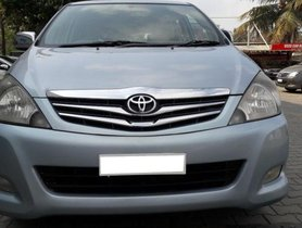 Toyota Innova 2.5 VX 7 STR for sale