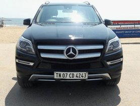 Used 2015 Mercedes Benz GL-Class for sale
