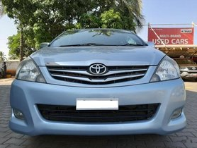 Toyota Innova 2.5 VX 7 STR 2010 for sale
