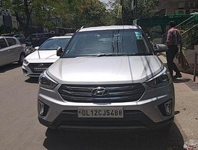 Used Hyundai Creta 1.6 Gamma SX Plus 2016 for sale