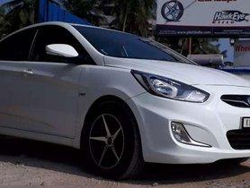 Used Hyundai Fluidic Verna car 2011 for sale at low price