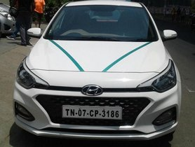 Used Hyundai Elite i20 car at low price
