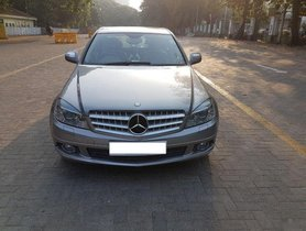 Used Mercedes Benz C Class C 220 CDI Elegance AT 2009 for sale