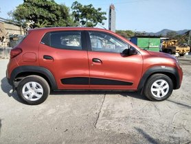 Used Renault Kwid car at low price