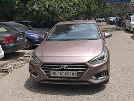 Used Hyundai Verna CRDi 1.6 SX Option 2017 for sale