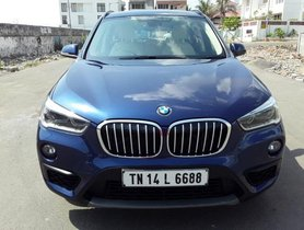 BMW X1 2017 for sale In Chennai